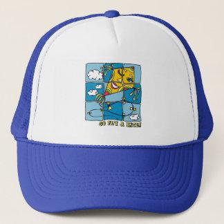 Go Fly a Kite 4 Trucker Hat