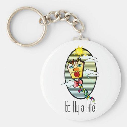 Go Fly a Kite 7 Key Chains