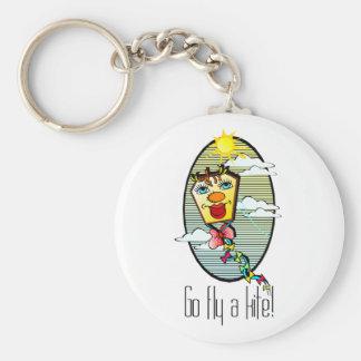 Go Fly a Kite 7 Keychain