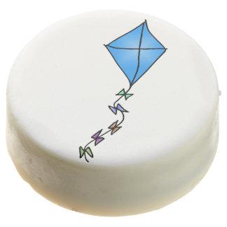 Go Fly a Kite! (blue) Chocolate Covered Oreo