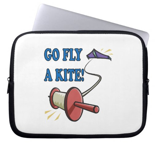Go Fly A Kite Computer Sleeves