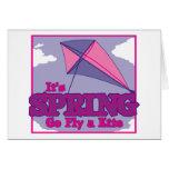 Go Fly A Kite! Greeting Card