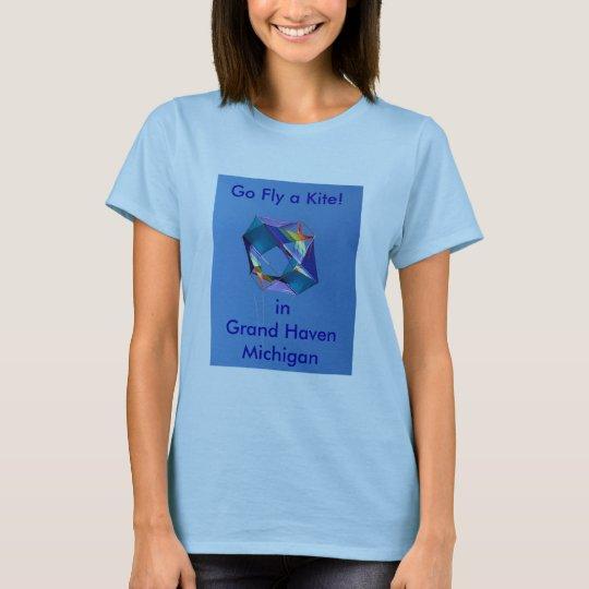Go Fly a Kite!,.. T-Shirt