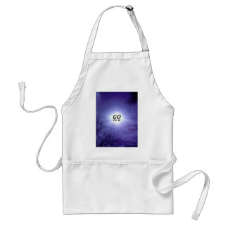 GO For It! Adult Apron