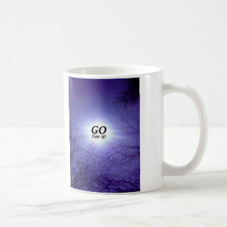 GO For It! Coffee Mug