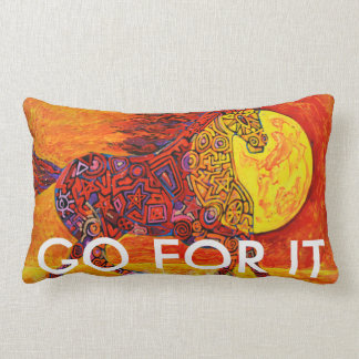 Go for it - Magic Cushion
