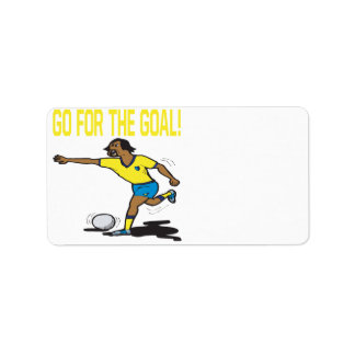 Go For The Goal Label