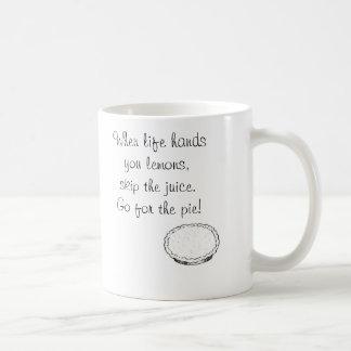 Go For the Pie! Mug