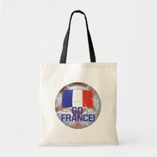 Go France Budget Tote Bag