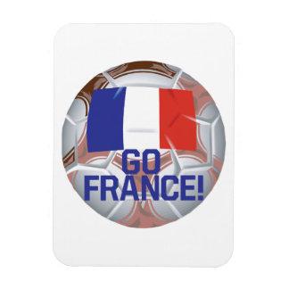 Go France Magnet
