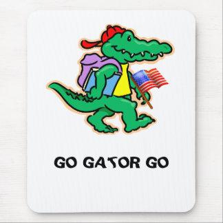 Go Gator Go Mouse Pad