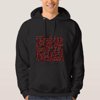 GO Gear Pattern Hoodie
