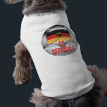"""Go Germany Tee<br><div class=""""desc"""">Show your love for Soccer with these sporty designs  and share them with your family,  friends and the world on your favorite products!</div>"""