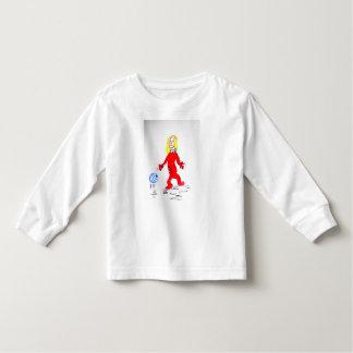 Go get em toddler t-shirt