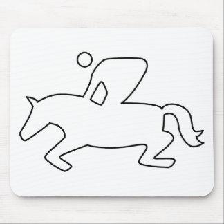 Go Girl Go!! Mouse Pad