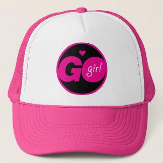 GO girl! Trucker Hat