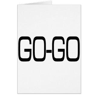 GO-GO CARD