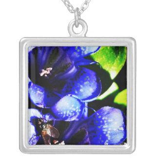 Go Go Gentian Custom Necklace