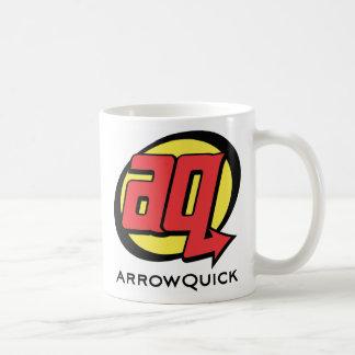 GO-GO Juice Container Classic White Coffee Mug
