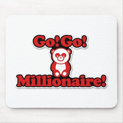 Go!Go!Millionaire! Mouse Pad