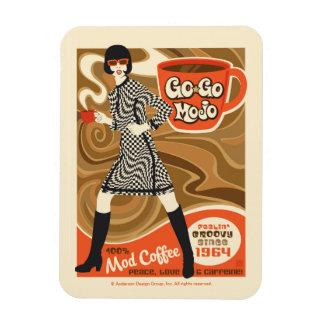Go Go Mojo Coffee Magnet