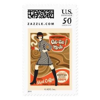 Go Go Mojo Coffee Postage