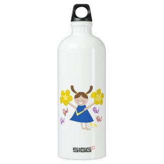 Go! Go! Ra! Ra! SIGG Traveler 1.0L Water Bottle