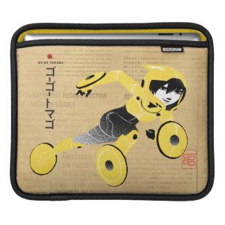 Go Go Tomago Supercharged iPad Sleeve