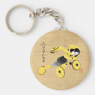 Go Go Tomago Supercharged Keychain