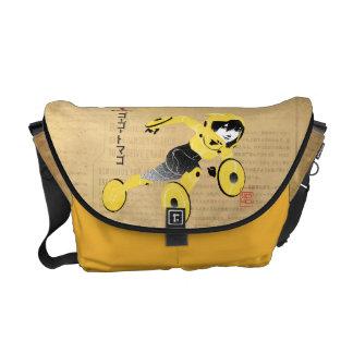 Go Go Tomago Supercharged Messenger Bag