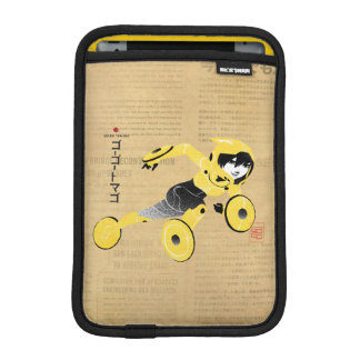 Go Go Tomago Supercharged Sleeve For iPad Mini