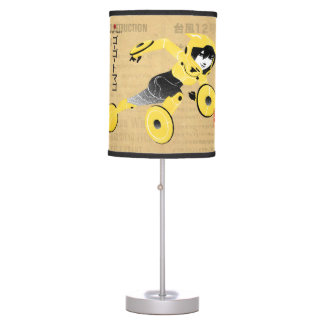 Go Go Tomago Supercharged Table Lamp