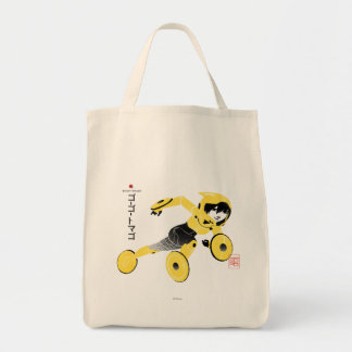 Go Go Tomago Supercharged Tote Bag