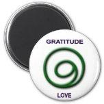 Go Gratitude magnet