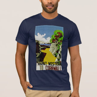 Go Great Western to Cornwall T-Shirt