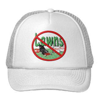 Go Green Anti-Lawn Trucker Hat