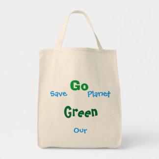 """Go Green"" Bag"