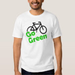 go green bicycle dresses