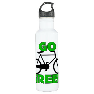 Go Green Bicycle Water Bottle