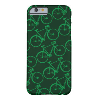 go green biking / cycling barely there iPhone 6 case