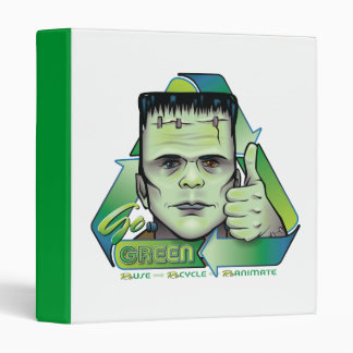Go Green Binder