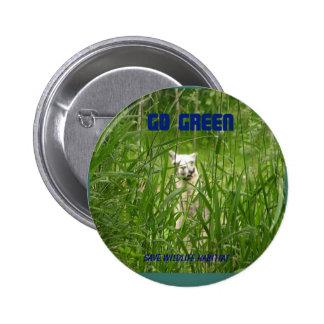 Go green, Button