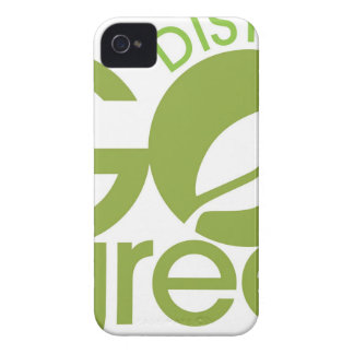 Go Green Case-Mate iPhone 4 Cases