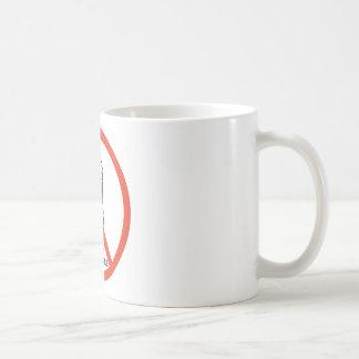 go green classic white coffee mug