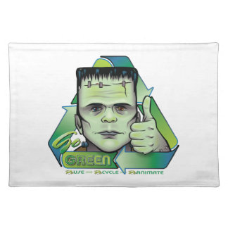 Go Green Cloth Placemat
