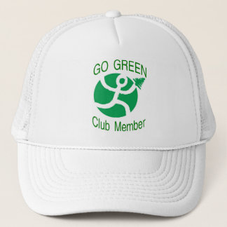 Go Green Club Member Hat