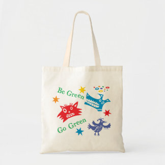 Go Green Critters - Recycle Bag