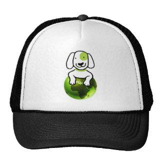 Go Green Dog Trucker Hat