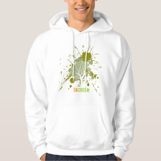Go Green Dry Tree T-Shirt