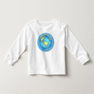 Go Green - Earth Day Toddler T-shirt